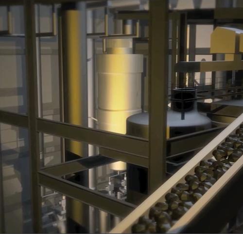 Gasification Plant Description animation